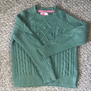 Mini Boden girls' sweater size 9/10